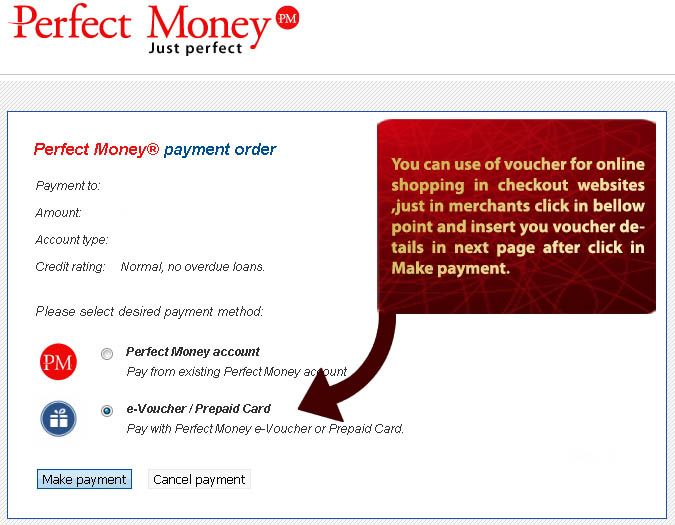 buy perfect money , buy perfectmoney voucher , paypal to perfectmoney , perfect money evoucher